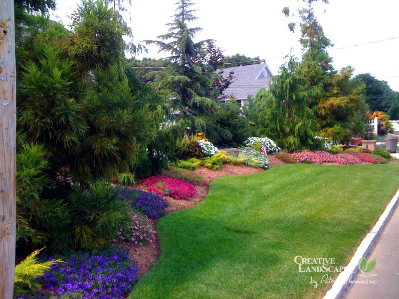 Backyard Privacy Ideas With Plants : Privacy Planting ? Creative Landscapes